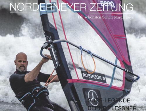 Interview Norderneyer Zeitung vom Oktober